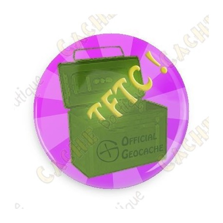 TFTC button - Purple