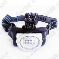 Head lamp 8 LED