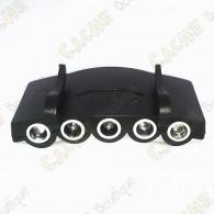 Lanterna de gorra 5 LED