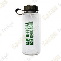 "Official Geocache ""Water Bottle"""