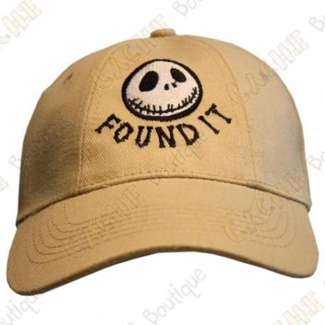 "Cap ""Found it"" - Sand"