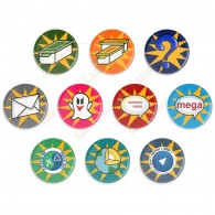 Cache Icon Buttons - Pack of 10