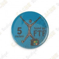 Geo Score Badge - 5 FTF