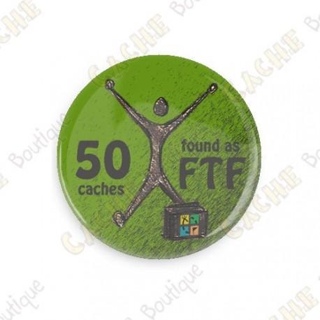 Geo Achievement Badge - 50 FTF