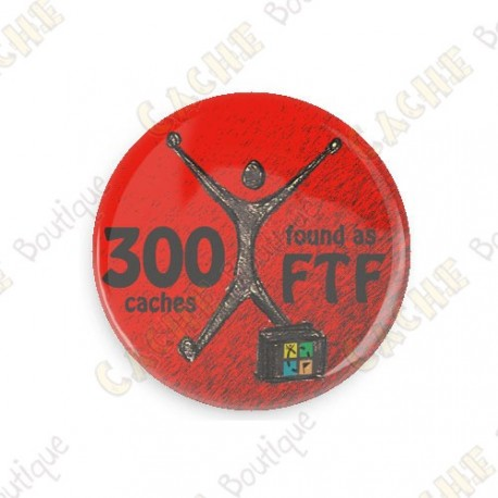 Geo Achievement Button - 200 FTF