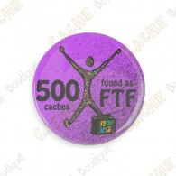 Geo Score Button - 500 FTF