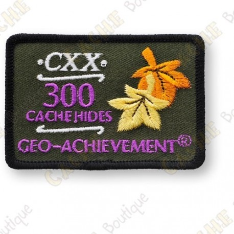Geo Achievement® 300 Hides - Patch