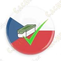 Geo Score Badge - République Tchèque