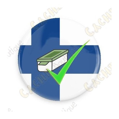 Geo Score Badge - Finlande