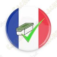 Geo Score Button - France