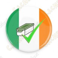 Geo Score Button - Ireland