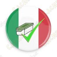 Geo Score Button - Italy