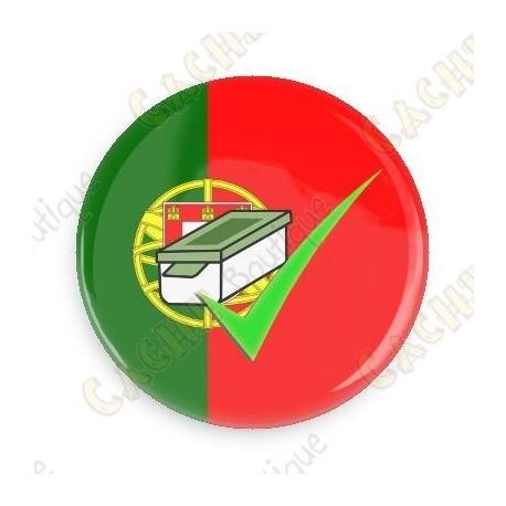 Geo Score Badge - Portugal