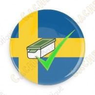 Geo Score Button - Sweden