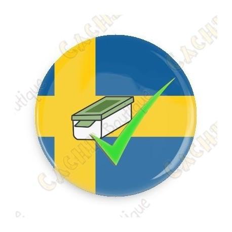 Geo Score Button - Sweden