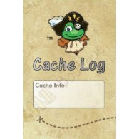 "Petit logbook ""Signal Pirate"" - A7"