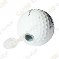"""Cache """"Bola de golfe"""""""
