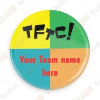Crachá Team Name x 50 - Personalizado