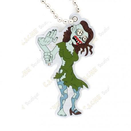 """Traveler """"Tiffany the Zombie"""""""