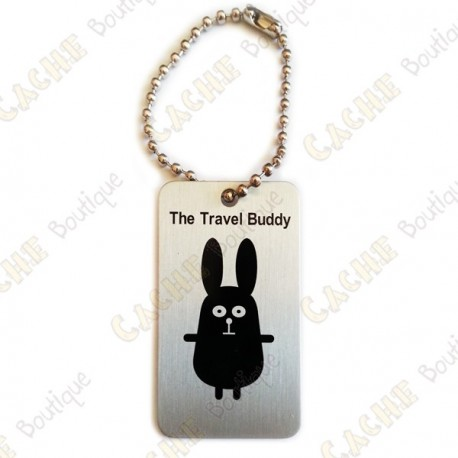Travel Buddy - The rabbit