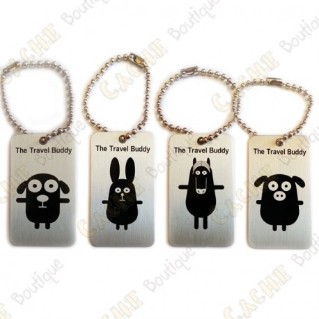 Travel Buddy - Pack of 4