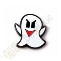 Micro coin que representa um pequeno fantasma, o logotipo das virtual caches.