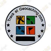 "Geocoin ""Found It"""