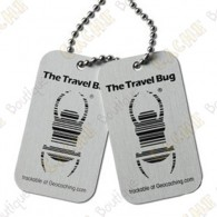 Travel bug oficial Groundspeak.