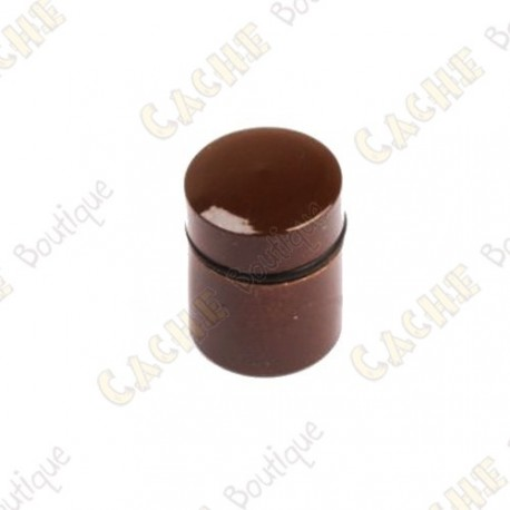 Magnetic Nano Cache - Brown