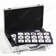 Geocoins suitcase Cargo L6 with trays