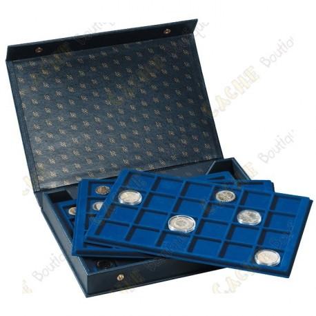 Geocoins case L with trays