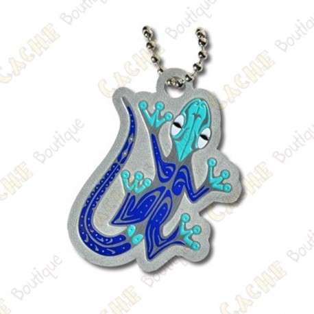 "Traveler ""Gecko"" - Azul"