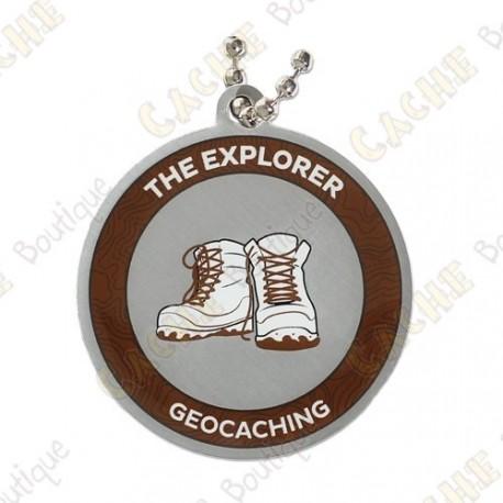 "Traveler ""7 souvenirs of August"" - The explorer"