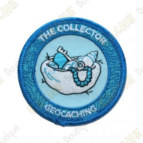 """Patch """"7 souvenirs of August"""" - The collector"""