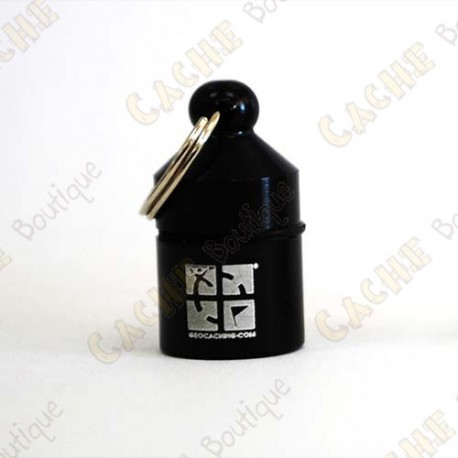 Hanging Official Nano Cache - Black