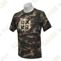 T-shirt 100% coton.