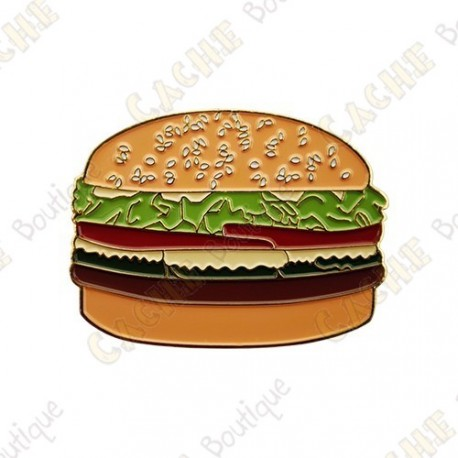 "Geocoin ""Fast Food"" - Burger"