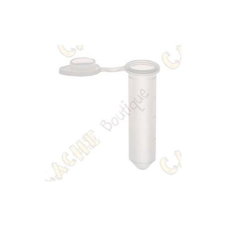 Micro Tube 2,0 ml x 10 - Transparente