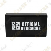"Kit ""Official Geocache"" - Magnetic"