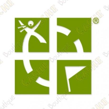 Sticker exterior para veículo - Verde