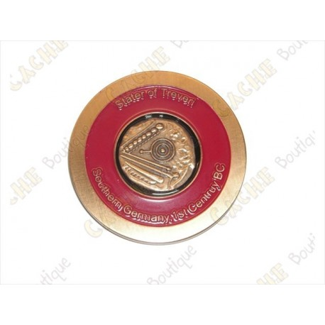 """Historic - Stater of Treveri"" Geocoin"