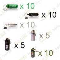 Mega-Pack - Micro Capsule x 50