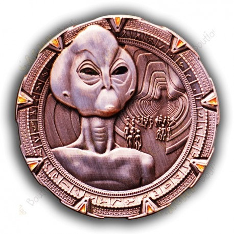 "Geocoin ""Stargate Thor"" - AC"