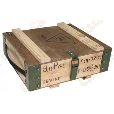 "Caixa de madeira - "" Exército"""