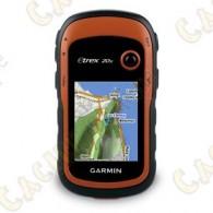 GPS Garmin eTrex® 20x - Topo Active Europa Ocidental
