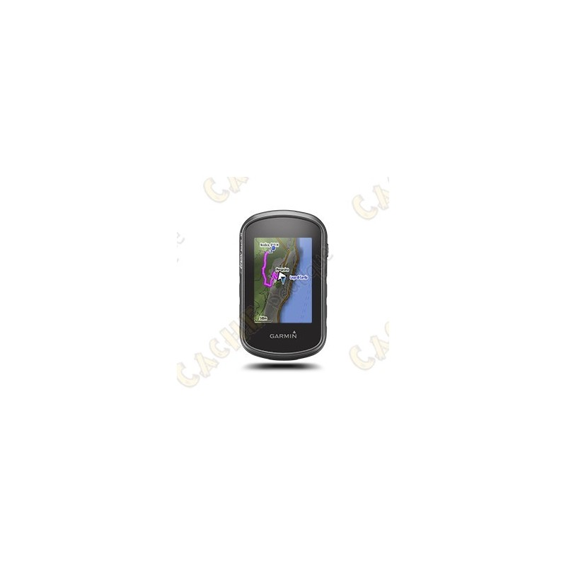 GPS Garmin eTrex® Touch 35 - Topo Active Ouest Europe - Cache Boutique