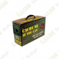 "Juego ""Cache me if you can!"""
