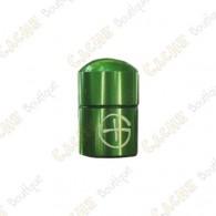 "Nano Cache magnética ""Geo"" - Verde"