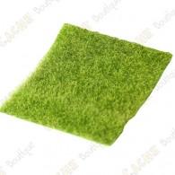 Plaque d'herbe artificielle