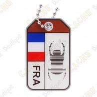"Travel Bug ""Origins"" - Francia"